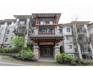 Main Photo: 305 2968 SILVER SPRINGS Boulevard in Coquitlam: Westwood Plateau Condo for sale : MLS® # V1119701