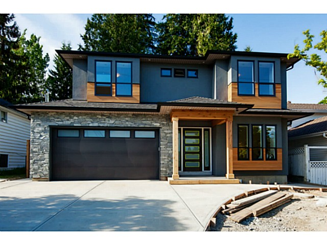 Main Photo: 1136 RONAYNE Road in North Vancouver: Lynn Valley House for sale : MLS® # V1122985