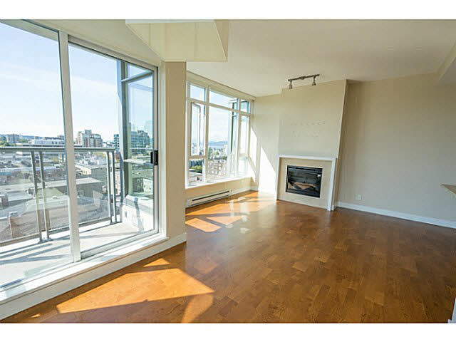 "Photo 3: 801 1333 W 11TH Avenue in Vancouver: Fairview VW Condo for sale in ""SAKURA"" (Vancouver West)  : MLS(r) # V1142864"