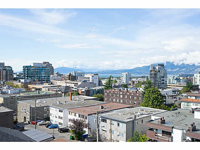 "Photo 16: 801 1333 W 11TH Avenue in Vancouver: Fairview VW Condo for sale in ""SAKURA"" (Vancouver West)  : MLS(r) # V1142864"