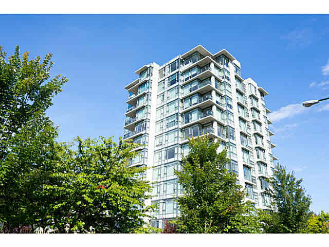 "Main Photo: 801 1333 W 11TH Avenue in Vancouver: Fairview VW Condo for sale in ""SAKURA"" (Vancouver West)  : MLS® # V1142864"