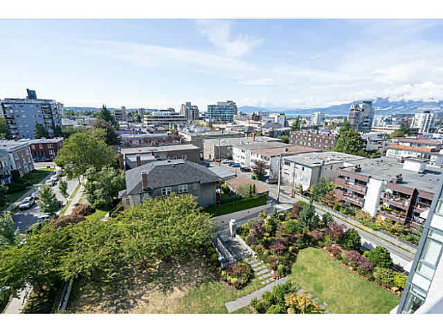 "Photo 17: 801 1333 W 11TH Avenue in Vancouver: Fairview VW Condo for sale in ""SAKURA"" (Vancouver West)  : MLS(r) # V1142864"