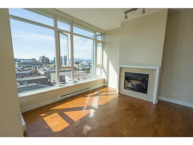 "Photo 4: 801 1333 W 11TH Avenue in Vancouver: Fairview VW Condo for sale in ""SAKURA"" (Vancouver West)  : MLS(r) # V1142864"