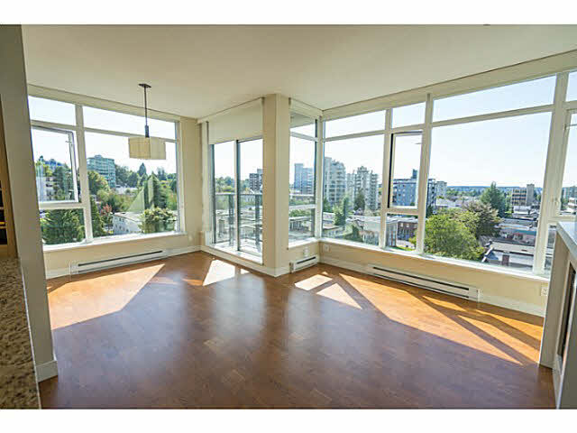 "Photo 2: 801 1333 W 11TH Avenue in Vancouver: Fairview VW Condo for sale in ""SAKURA"" (Vancouver West)  : MLS(r) # V1142864"