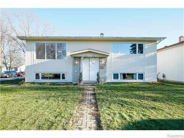 FEATURED LISTING: 101 Battershill Street WINNIPEG