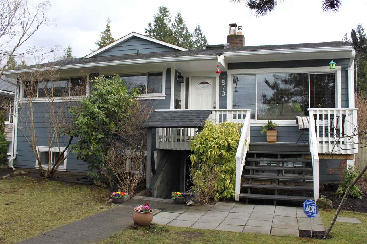 Main Photo: 2870 LYNDENE Road in North Vancouver: Capilano NV House for sale : MLS® # R2034832