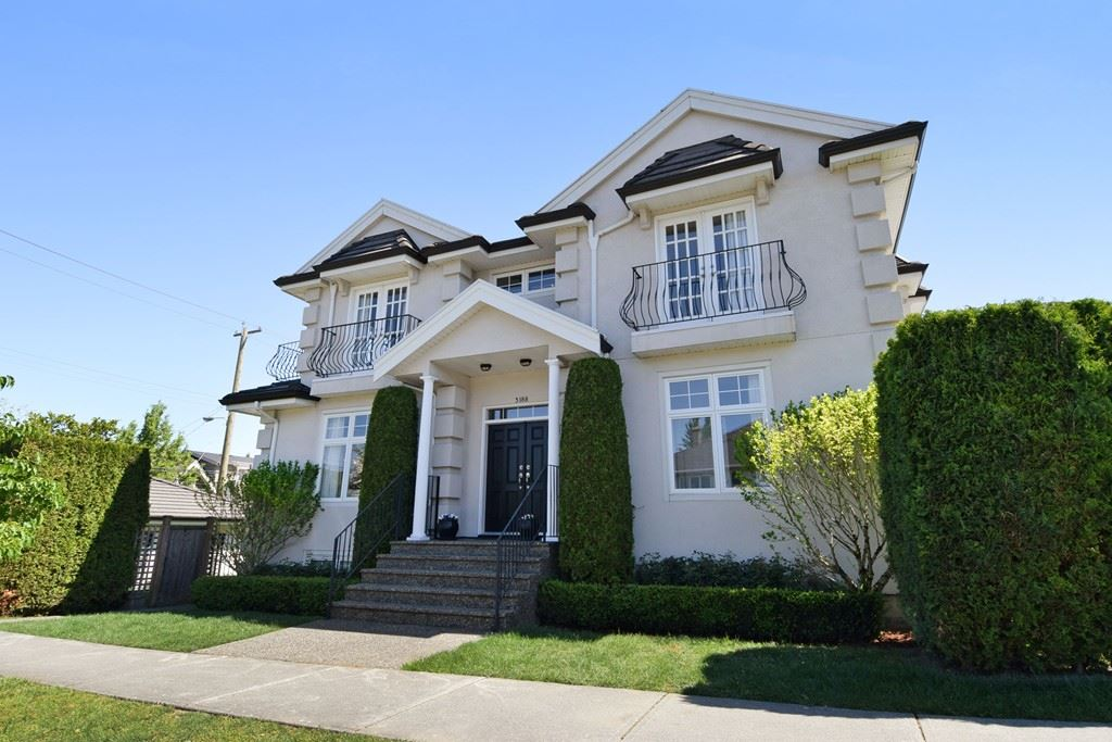 Main Photo: 3188 VINE Street in Vancouver: Arbutus House for sale (Vancouver West)  : MLS® # R2063784