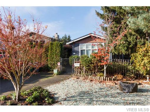 Main Photo: 4126 Santa Anita Avenue in VICTORIA: SW Strawberry Vale Single Family Detached for sale (Saanich West)  : MLS® # 371939