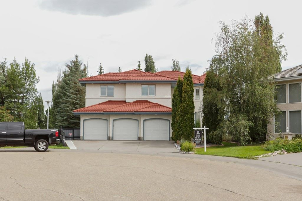 Main Photo: 1214 HEWGILL Place NW in Edmonton: Zone 14 House for sale : MLS(r) # E4053721