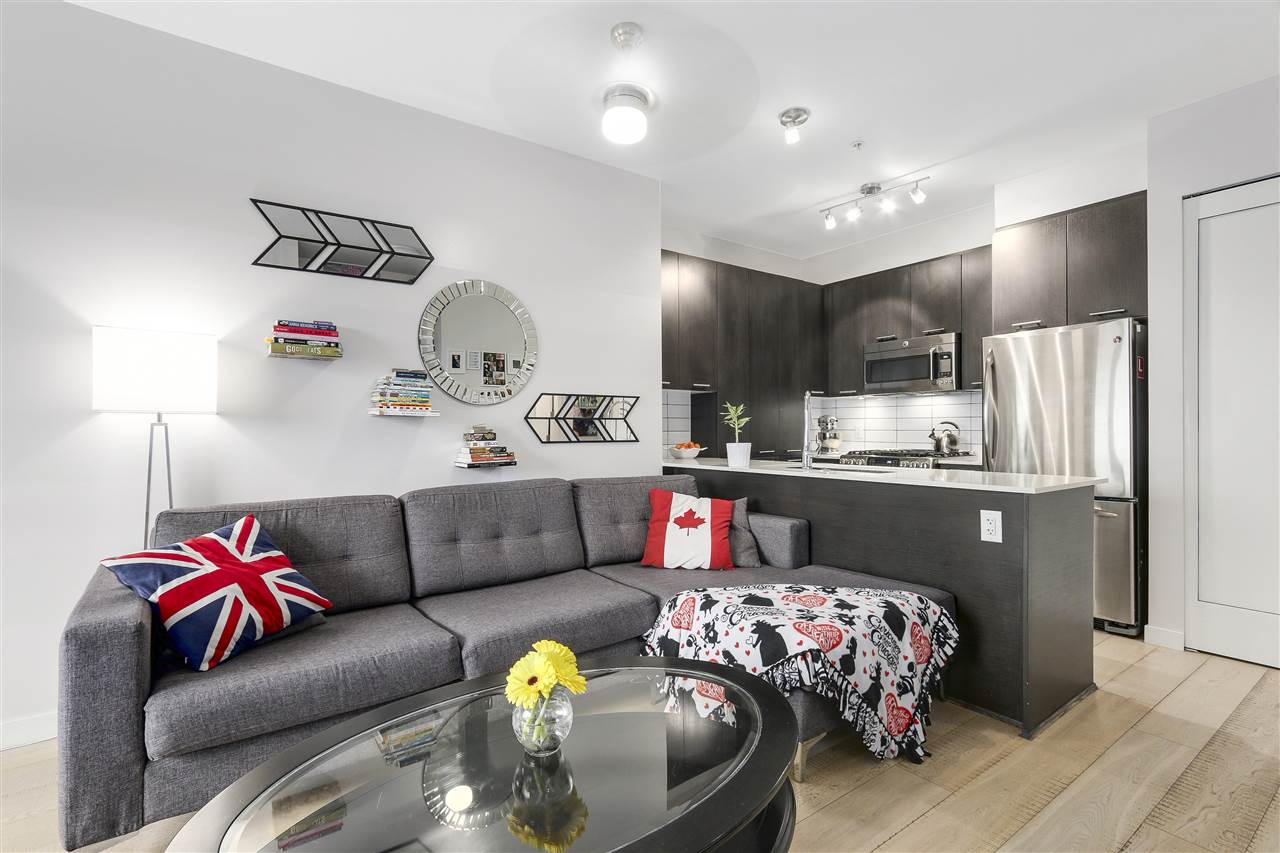 "Main Photo: 304 245 BROOKES Street in New Westminster: Queensborough Condo for sale in ""DUO A AT PORT ROYAL"" : MLS®# R2145117"