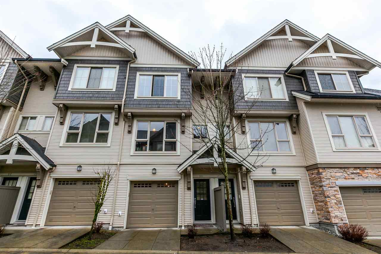"Photo 1: 30 1362 PURCELL Drive in Coquitlam: Westwood Plateau Townhouse for sale in ""WHITETAIL LANE"" : MLS® # R2146428"