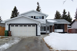 Main Photo: 39 ABBEY Crescent: St. Albert House for sale : MLS(r) # E4055843
