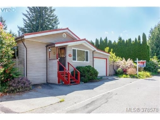 Main Photo: 52 2911 Sooke Lake Road in VICTORIA: La Goldstream Manu Double-Wide for sale (Langford)  : MLS® # 378578