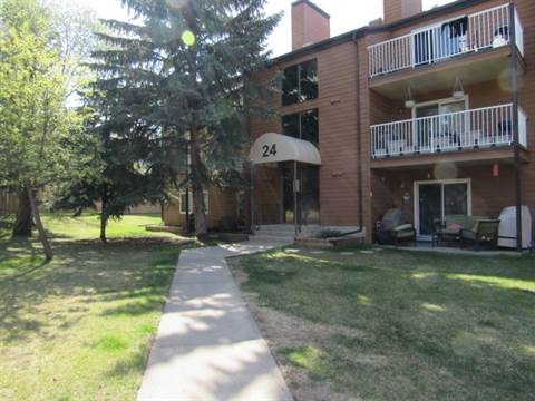 Main Photo: 24 Alpine Place in St. Albert: Condo for rent