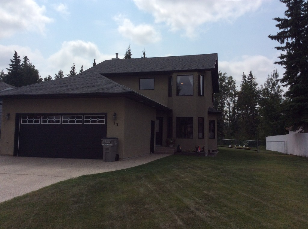 Main Photo: 73 Park Drive in Whitecourt: House for sale : MLS(r) # 44081