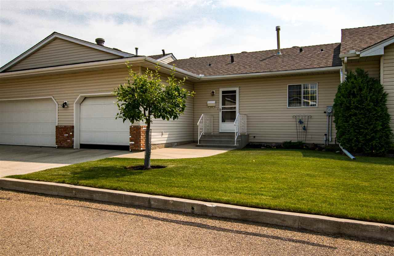 Main Photo: 967 YOUVILLE Drive W in Edmonton: Zone 29 House Half Duplex for sale : MLS® # E4074669