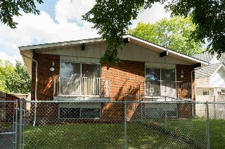 Main Photo: 11215 & 11217 93 Street in Edmonton: Zone 05 House Duplex for sale : MLS® # E4075415