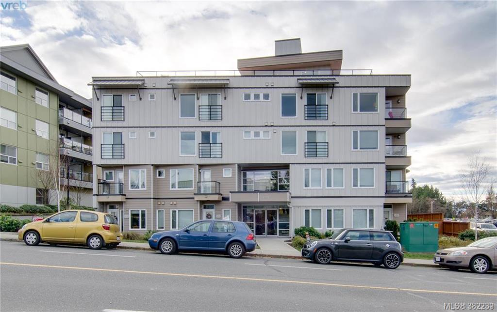 Main Photo: 208 1405 Esquimalt Road in VICTORIA: Es Saxe Point Condo Apartment for sale (Esquimalt)  : MLS® # 382239