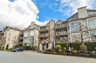 "Main Photo: 314 19131 FORD Road in Pitt Meadows: Central Meadows Condo for sale in ""Woodford Manor"" : MLS® # R2203001"