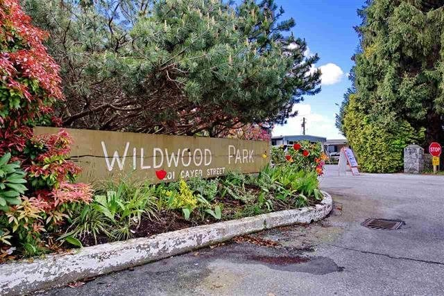 "Main Photo: 144 201 CAYER Street in Coquitlam: Maillardville Manufactured Home for sale in ""WILDWOOD PARK"" : MLS® # R2205175"