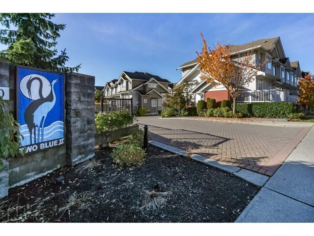 "Photo 1: Photos: 3 19480 66 Avenue in Surrey: Clayton Townhouse for sale in ""Two Blue 11"" (Cloverdale)  : MLS® # R2216156"