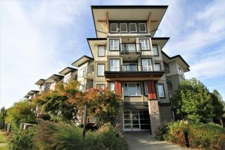 "Main Photo: 111 12075 EDGE Street in Maple Ridge: East Central Condo for sale in ""EDGE ON EDGE"" : MLS®# R2217400"