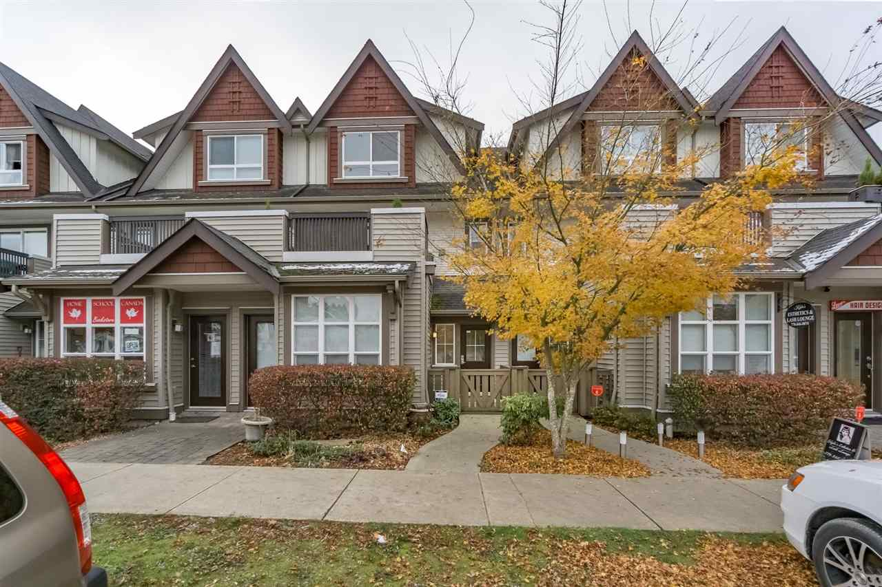 "Photo 1: Photos: 52 7155 189 Street in Surrey: Clayton Townhouse for sale in ""BACARA"" (Cloverdale)  : MLS® # R2219977"