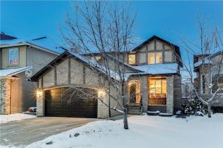 Main Photo: 38 WESTRIDGE Crescent SW in Calgary: West Springs House for sale : MLS® # C4145114