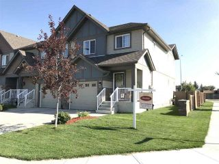 Main Photo:  in Edmonton: Zone 27 Attached Home for sale : MLS® # E4090718