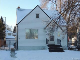 Main Photo: 512 Church Avenue in Winnipeg: Sinclair Park Residential for sale (4C)  : MLS® # 1731148