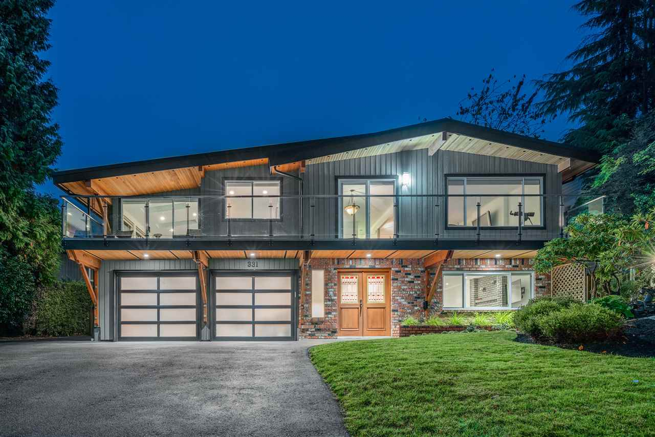 Main Photo: 331 FAIRWAY Drive in North Vancouver: Dollarton House for sale : MLS® # R2230885