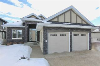Main Photo: 49 EDGEWATER Terrace N: St. Albert House for sale : MLS® # E4101588