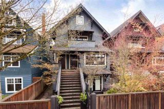 Main Photo: 2218 MACDONALD Street in Vancouver: Kitsilano House 1/2 Duplex for sale (Vancouver West)  : MLS®# R2256435