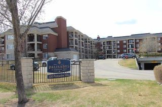Main Photo: 127 300 Palisades Way: Sherwood Park Condo for sale : MLS®# E4109630