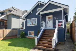 "Main Photo: 2812 W 10TH Avenue in Vancouver: Kitsilano House for sale in ""Kitsilano"" (Vancouver West)  : MLS®# R2266272"
