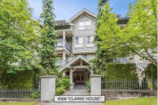 "Main Photo: 308 3895 SANDELL Street in Burnaby: Central Park BS Condo for sale in ""Clarke House Central Park"" (Burnaby South)  : MLS®# R2287326"