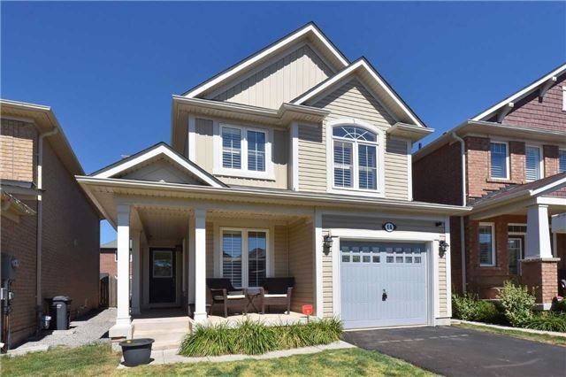 Main Photo: 14 Dulverton Drive in Brampton: Brampton North House (2-Storey) for sale : MLS®# W4197601