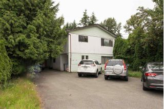 Main Photo: 8813 156A Street in Surrey: Fleetwood Tynehead House 1/2 Duplex for sale : MLS®# R2316980