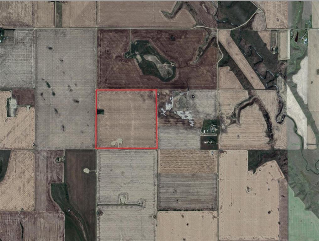 FEATURED LISTING: 160 Acres +/- East of Crossfield Rural Rocky View County