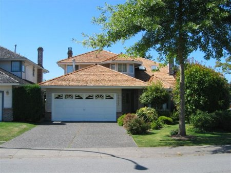 Main Photo: 12114 Northpark Crescent in SURREY: House for sale (Panorama Ridge)  : MLS® # F2505035
