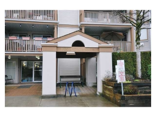 "Main Photo: 201 19131 FORD Road in Pitt Meadows: Central Meadows Condo for sale in ""WOODFORD MANOR"" : MLS® # V875413"
