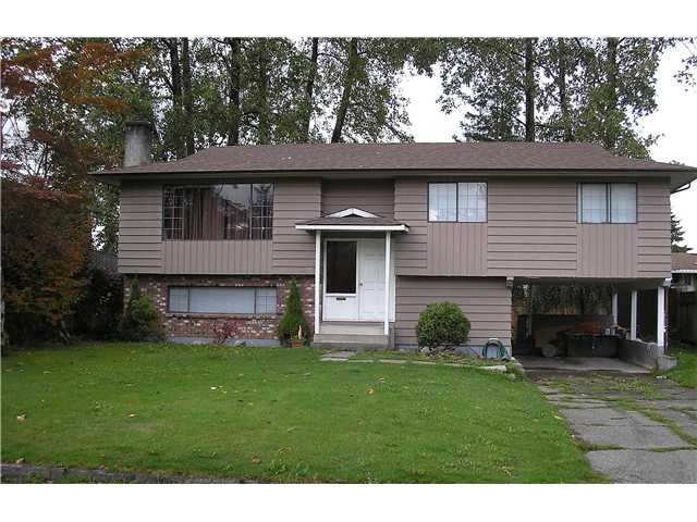 Main Photo: 11771 GEE Street in Maple Ridge: East Central House for sale : MLS® # V851849