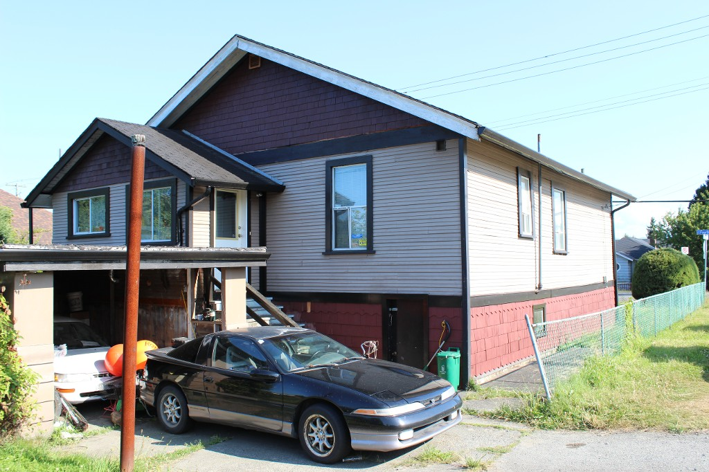 Main Photo: 458 4th Street in Nanaimo: University District ResidentialProperty for sale (South Nanaimo)  : MLS®# 340860