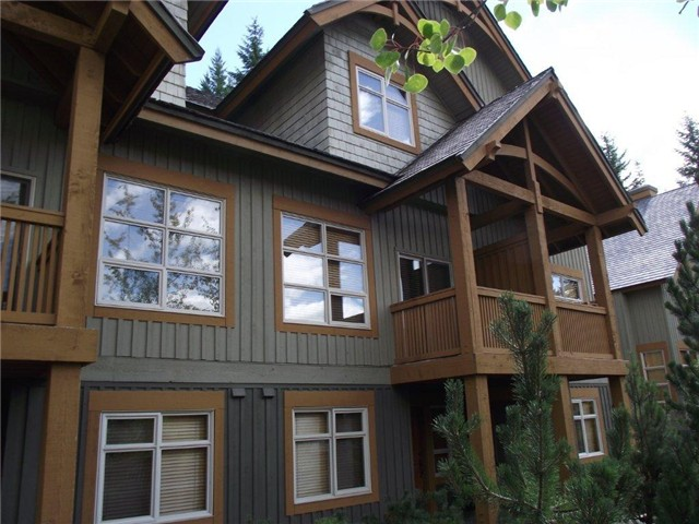 Main Photo: 6 4894 PAINTED CLIFF Road: Whistler Condo for sale : MLS® # V971070
