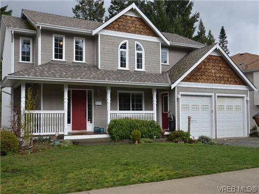 Main Photo: 2417 Selwyn Road in VICTORIA: La Thetis Heights Residential for sale (Langford)  : MLS® # 320331