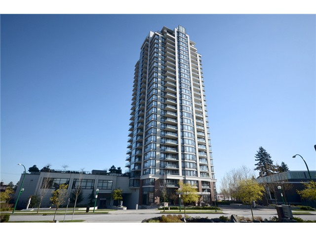 Main Photo: # 506 7328 ARCOLA ST in Burnaby: Highgate Condo for sale (Burnaby South)  : MLS®# V1002952