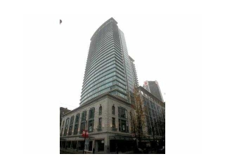 Main Photo: # 3206 610 GRANVILLE ST in Vancouver: Downtown VW Condo for sale (Vancouver West)  : MLS® # V1011183