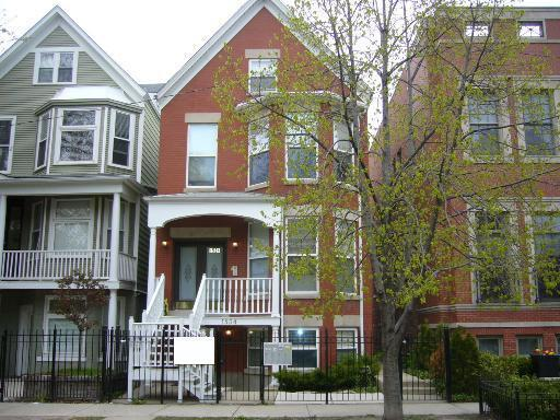 Main Photo: 1534 GEORGE Street Unit 1 in CHICAGO: Lake View Rentals for rent ()  : MLS® # 08504697