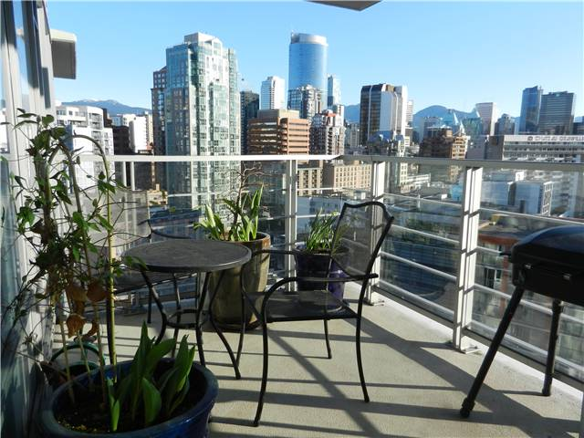 "Photo 8: 1806 1255 SEYMOUR Street in Vancouver: Downtown VW Condo for sale in ""ELAN"" (Vancouver West)  : MLS® # V1056105"