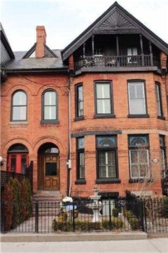 Photo 1: 328 E Wellesley Street in Toronto: Cabbagetown-South St. James Town House (2 1/2 Storey) for sale (Toronto C08)  : MLS(r) # C3160313